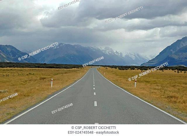 Mount Cook / Aoraki National Park