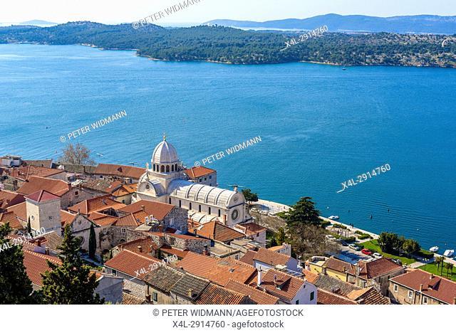 UNESCO World Heritage, Sibenik, Croatia