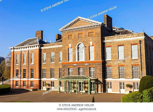 England, London, Kensington, Kensington Palace