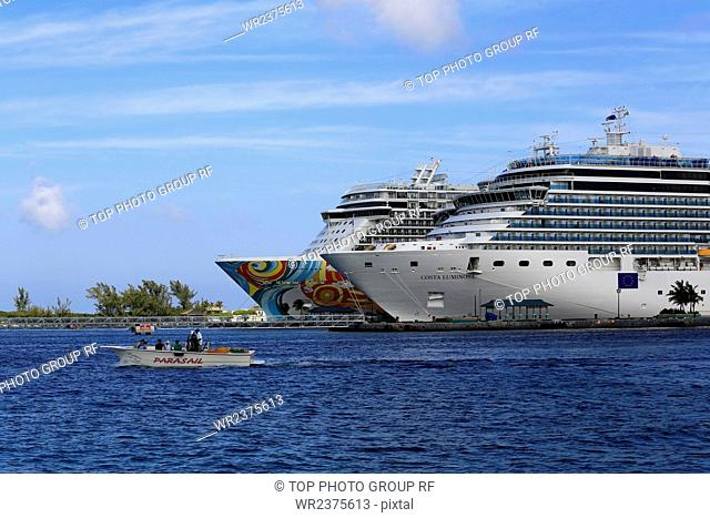 Cruise Ship Bahamas North America