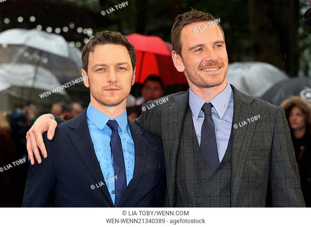 Michael fassbender Stock Photos and Images | age fotostock