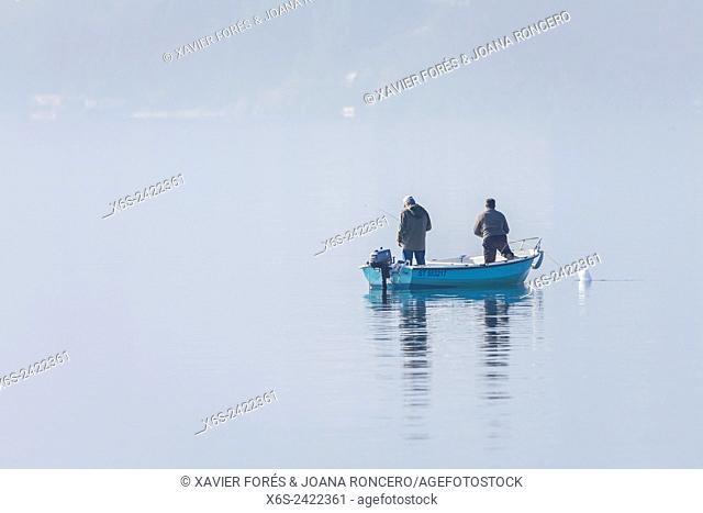 Lac du Bourget, Savoie, Rhône-Alpes, Francia
