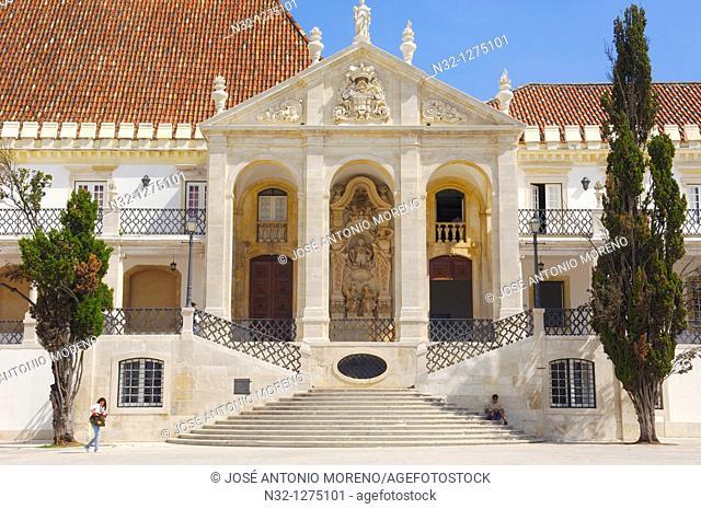 Coimbra, Coimbra University, Beira Litoral, Portugal, Europe