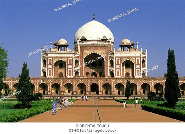 Tomb of Humayun  Delhi, India