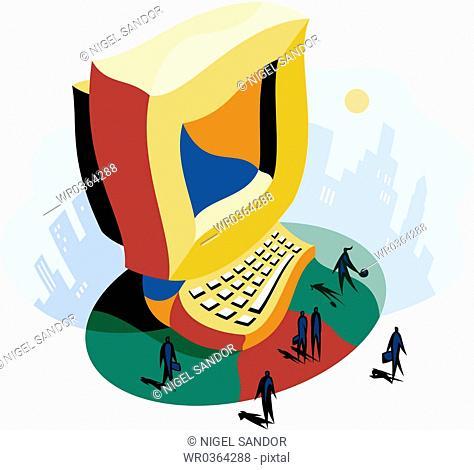 Desktop Building