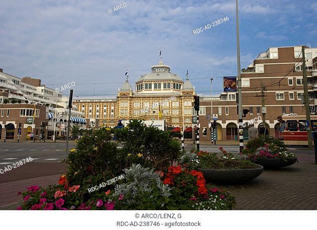 Steigenberger Hotel, Scheveningen, Den Haag, South Holland, Netherlands