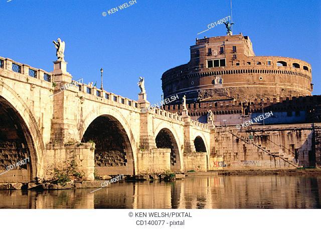 Castel Sant'Angelo. Rome. Italy