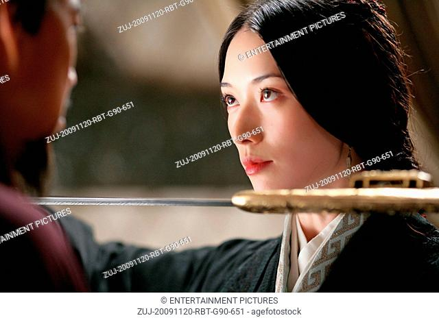 RELEASE DATE: November 20, 2009. MOVIE TITLE: Red Cliff. STUDIO: Beijing Film Studio. PLOT: . PICTURED: WEI ZHAO as Sun Shangxiang