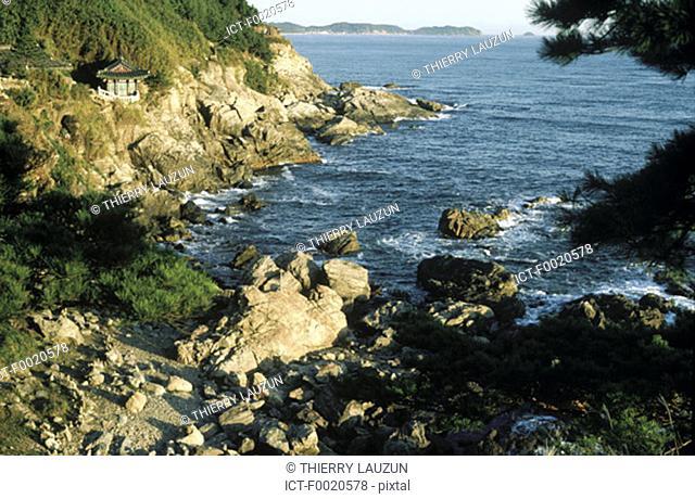 South Korea, Naksan-Sa