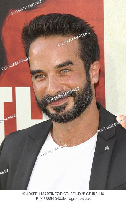 "Guido Massri at Warner Bros. Pictures' """"The Kitchen"""" Premiere held at the TCL Chinese Theatre, Los Angeles, CA, August 5, 2019"