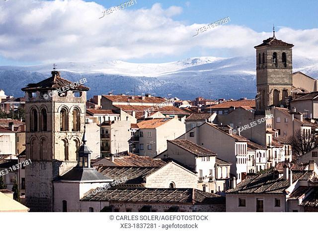 Skyline de Segovia