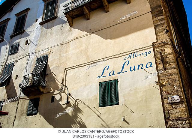 Lucca. Tuscany. Italy