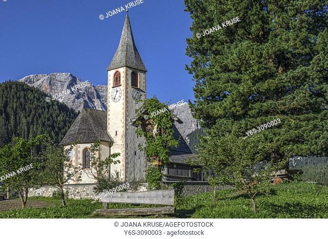 Oberhaus, Bolzano, Dolomites, Italy, Europe