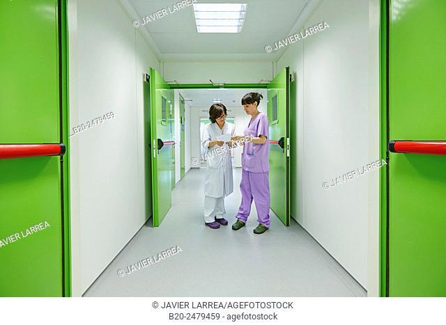 Anatomic Pathology, Hospital Donostia, San Sebastian, Gipuzkoa, Basque Country, Spain