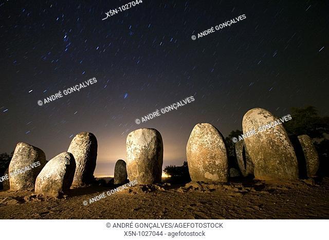 Almendres Cromlech, Portugal