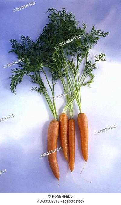 Carrots, Still life