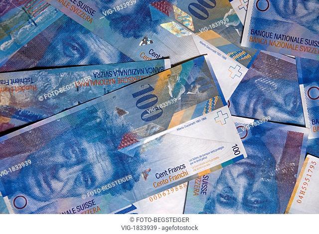 Swiss Francs - 11/01/2010