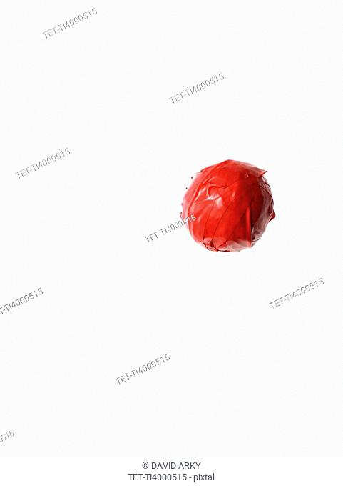 Ball of red tape