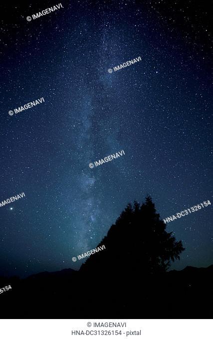 Milky Way an Galaxy