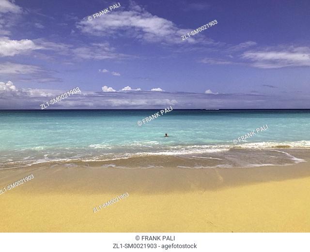 Beach at H.A. Balwin Park, Maui, Hawaii, USA