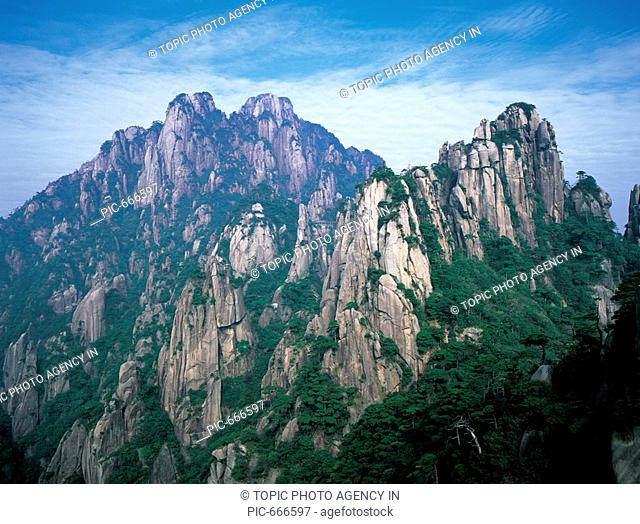 Mt. Sanqingshan,Anhui Province,China