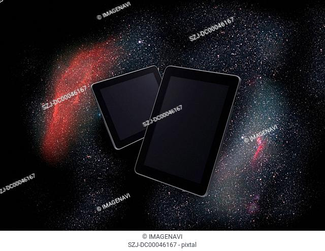Tablet PCs and galaxy