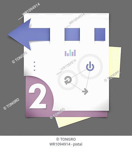 illustration design of graphs