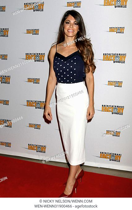 'Garlic and Gunpowder' - Premiere at the TCL Chinese 6 Theaters Featuring: Lindsay Hartley Where: Los Angeles, California
