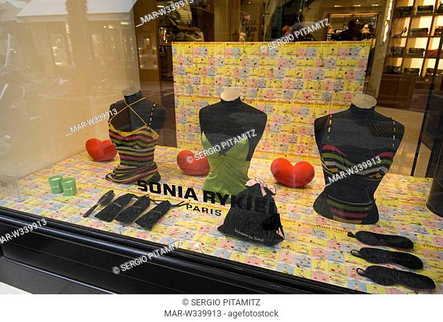 Sonia Rykyel, 3 Rue Paradis, Nice, French Riviera, France
