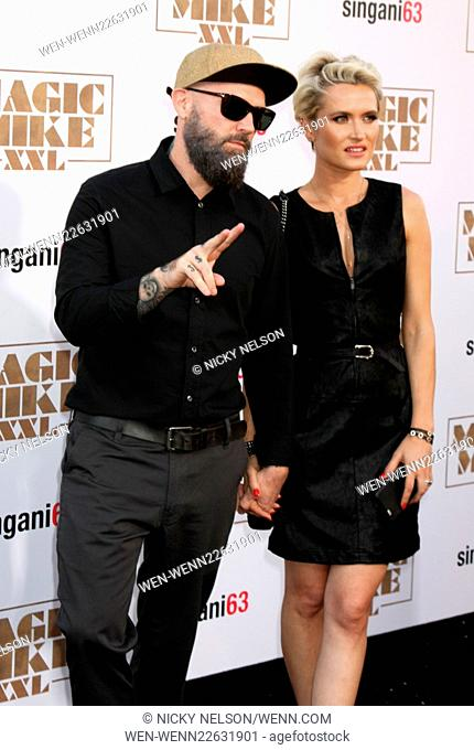 0d03c9a29fd4a Premiere of Warner Bros. Pictures   Magic Mike XXL  at the TCL Chinese