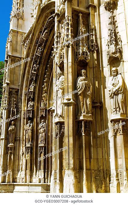Saint Sauveur Cathedral - Aix en Provence - France