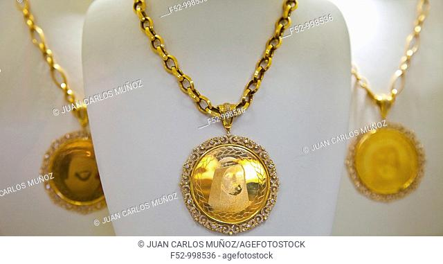 Gold souk jewel Stock Photos and Images | age fotostock
