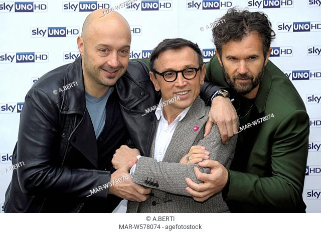 joe bastianich, brunio barbieri, carlo cracco