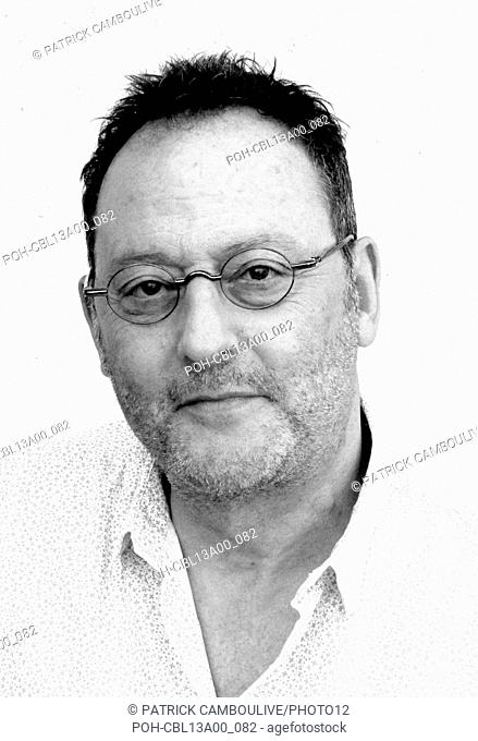 Jean Reno, french actor. April 2012 Photo Patrick Camboulive. It is forbidden to reproduce the photograph out of context of the promotion of the film