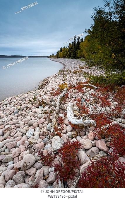 Pebble Beach, Rossport, Ontario, Canada, Lake Superior