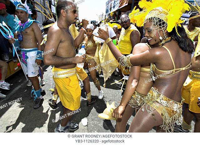 Trinidad Carnival, Port of Spain, Trinidad