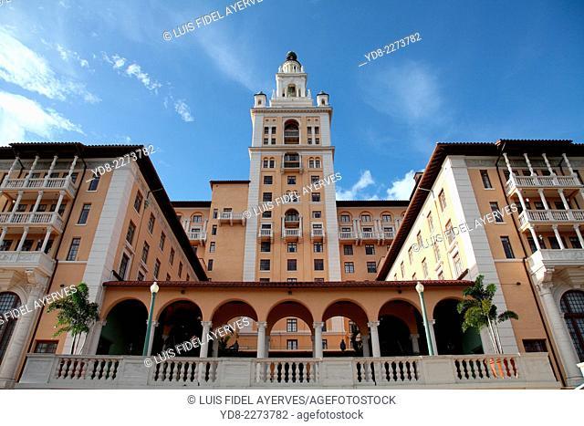 Biltmore Hotel in Miami, Florida, USA