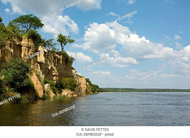 River Nile, Murchison Falls National Park, Uganda
