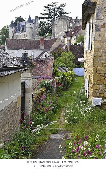 Montresor, Touraine, department of Indre-et-Loire, Centre-Val de Loire region, France, Europe