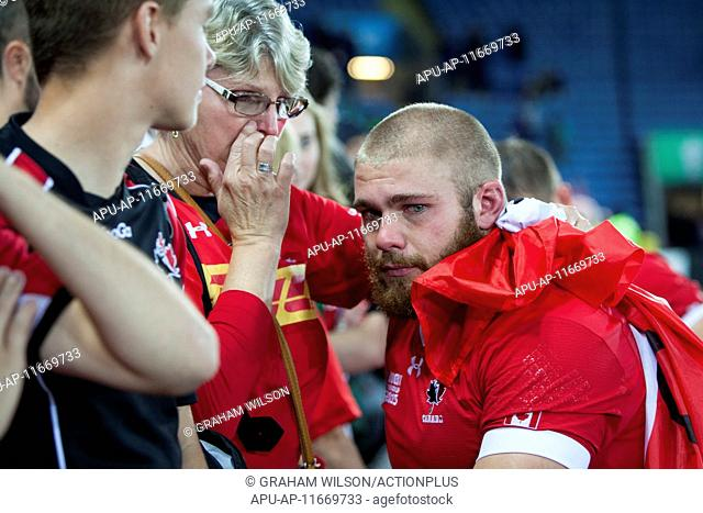 2015 Rugby World Cup Canada v Romania Oct 6th. 06.10.2015. King Power Stadium, Leicester, England. Rugby World Cup. Canada versus Romania