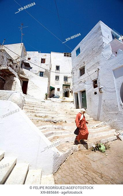Medina or old town, Tetouan, Morocco