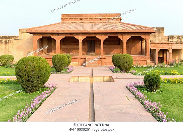Royal Palace, Fatehpur Sikri, Uttar Pradesh, India