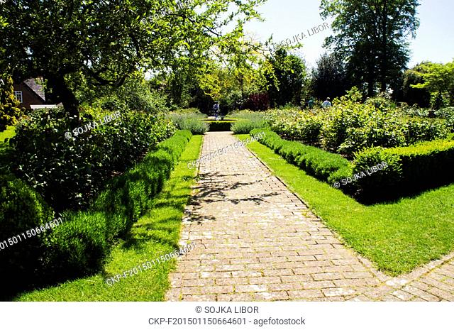 Borde Hill Garden is located north of Haywards Heath, West Sussex, Britain, on May 19, 2014 (CTK Photo/Libor Sojka)