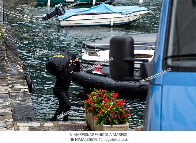 Special security measures have been put in place around George Clooney's villa on the shores of Lake Como in Italy as he prepares to host former USA President...