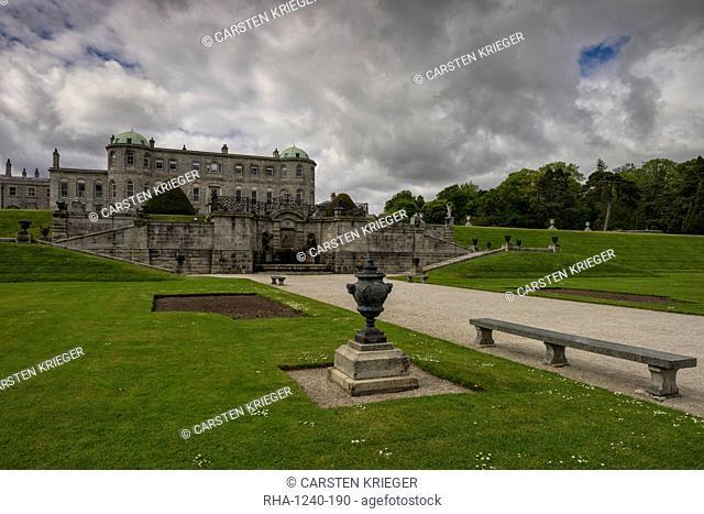 Powerscourt, County Wicklow, Leinster, Republic of Ireland, Europe