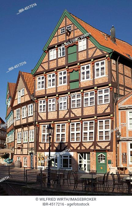 Kunsthaus, Old Port, Stade, Lower Saxony, Germany