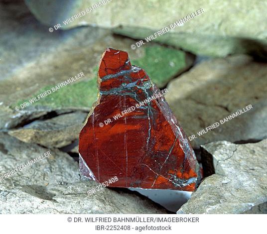Hematite, bloodstone