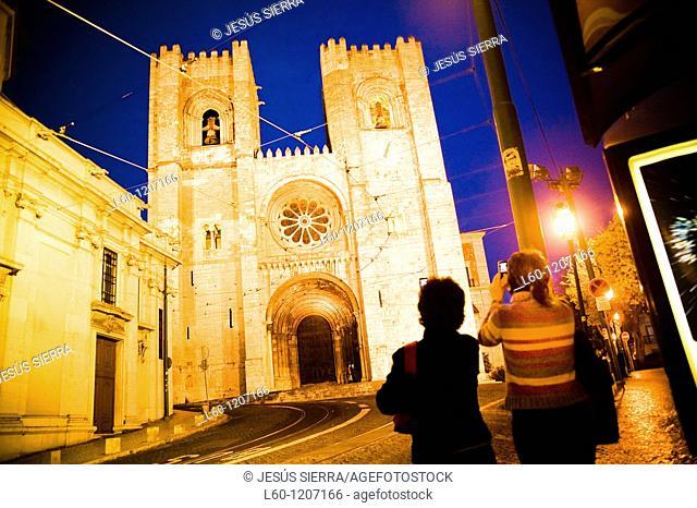 Sé, lisbon, Portugal