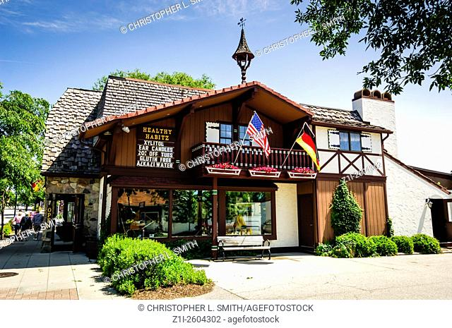 Shopping store in Frankenmuth Michigan MI