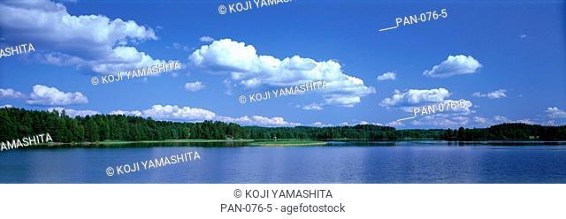 Lake near Kuopio, Finland